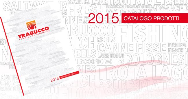Catalogo trabucco 2015 trabucco fishing diffusion for Trabucco arredamenti catalogo